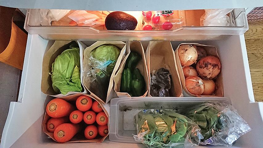 ムサシ化成,お役立ち情報,冷蔵庫内の役割